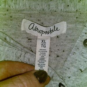 Aeropostale Tops - Aeropostale 3/4 sleeve top XL